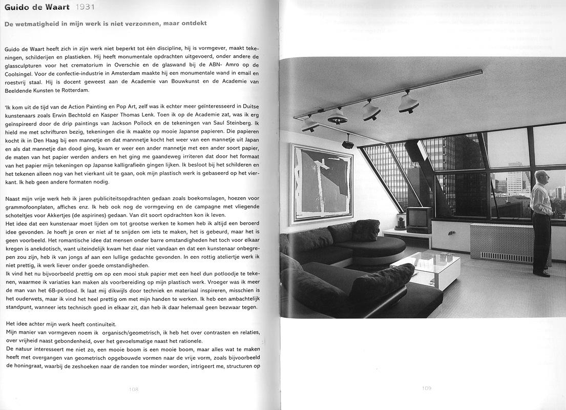 1997 | Rijk ben ik er nog niet van geworden. 47 Rotterdamse beeldende kunstenaars