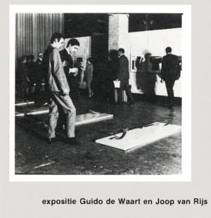 Groepstentoonstelling, De Doelen, Rotterdam